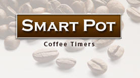 Smart Pot Coffee Timers, return to Home Page